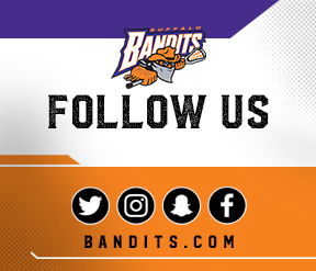 2017 Buffalo Bandits Campaign Print/Digital Design Collateral 4 desktop